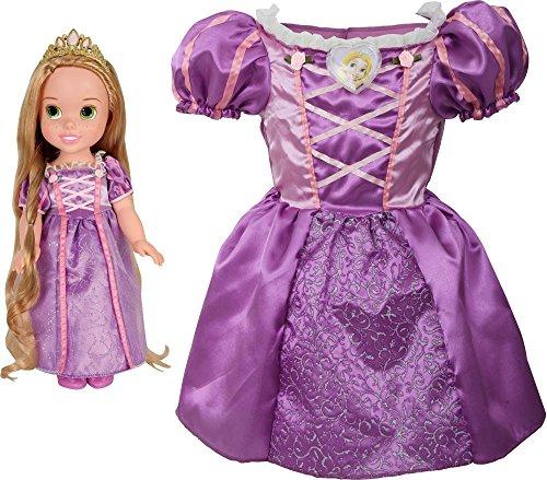 塔の上のラプンツェル タングルド ディズニープリンセス 77009 【送料無料】Disney Princess Rapunzel Toddler Doll & Girl Dress Gift Set塔の上のラプンツェル タングルド ディズニープリンセス 77009