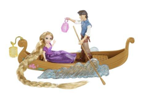 塔の上のラプンツェル タングルド ディズニープリンセス T7561 Disney Tangled Featuring Rapunzel Boat Ride Playset塔の上のラプンツェル タングルド ディズニープリンセス T7561