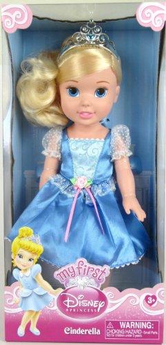 シンデレラ ディズニープリンセス 【送料無料】Disney Princess My First Cinderella 13