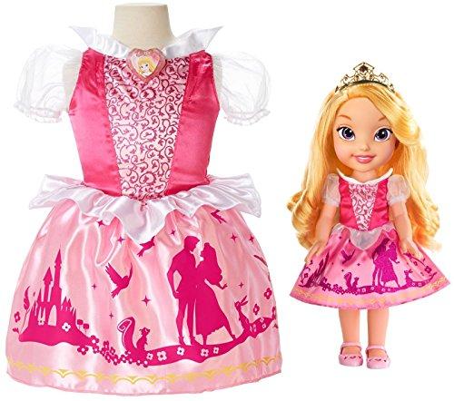 シンデレラ ディズニープリンセス 77010 【送料無料】Disney Princess Aurora Toddler Doll & Girl Dress Gift Setシンデレラ ディズニープリンセス 77010