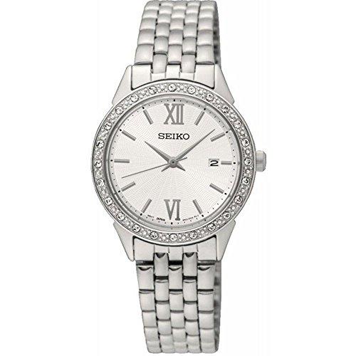 セイコー 腕時計 レディース SUR695P1 Seiko Women's Quartz Watch with Stainless Steel Strapセイコー 腕時計 レディース SUR695P1