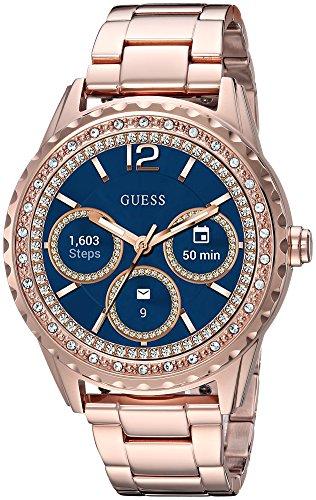 ゲス GUESS 腕時計 レディース C1003L4 【送料無料】GUESS Women's Connect Androidwear Touchscreen Watch with Stainless Steel Strap, Rose Gold, 10 (Model: C1003L4)ゲス GUESS 腕時計 レディース C1003L4