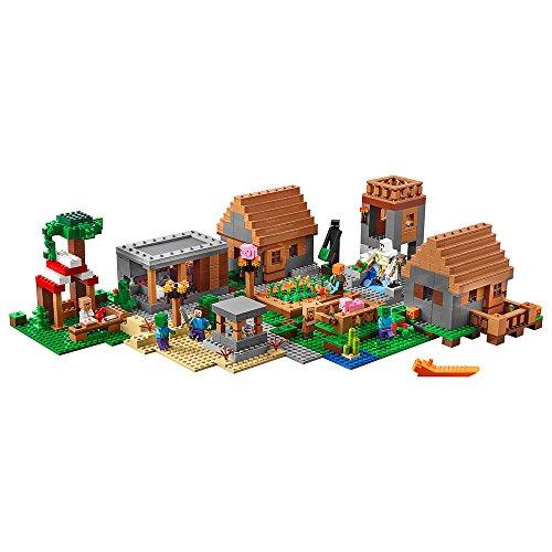 レゴ マインクラフト 6135650 【送料無料】LEGO Minecraft The Village 21128レゴ マインクラフト 6135650