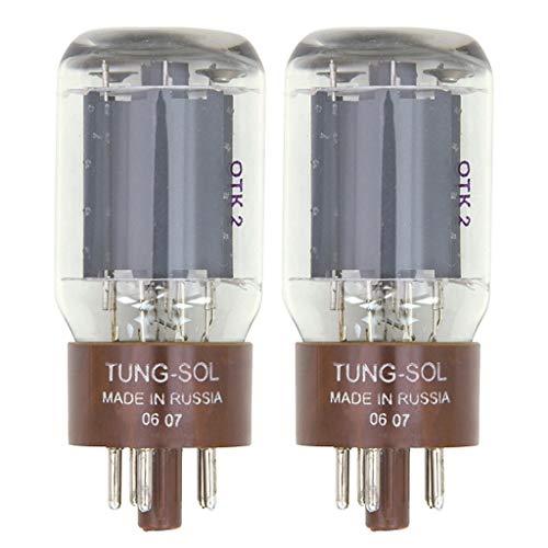 真空管 ギター・ベース アンプ 海外 輸入 Tung-Sol 5881 Matched Duet/Pair真空管 ギター・ベース アンプ 海外 輸入