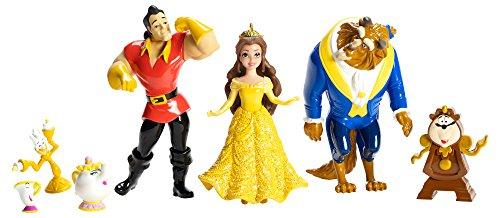 美女と野獣 ベル ビューティアンドザビースト ディズニープリンセス BDK04 Disney Princess Little Kingdom Beauty and the Beast 7-Figure Story Collection美女と野獣 ベル ビューティアンドザビースト ディズニープリンセス BDK04