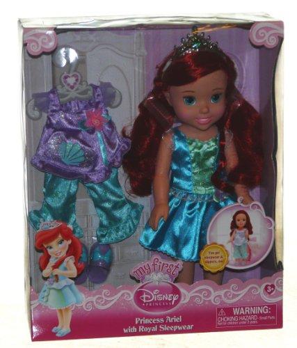 リトル・マーメイド アリエル ディズニープリンセス 人魚姫 My First Disney Princess Ariel with Bonus Royal Sleepwearリトル・マーメイド アリエル ディズニープリンセス 人魚姫