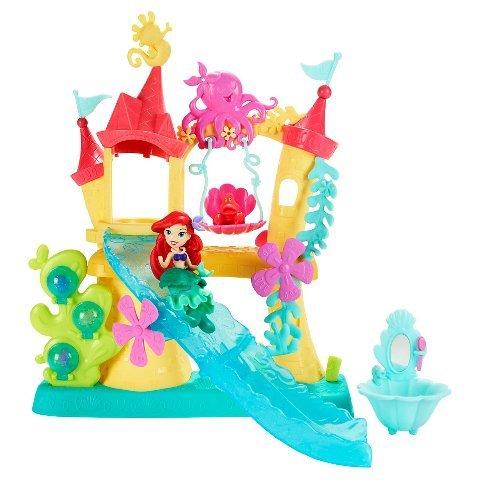 リトル・マーメイド アリエル ディズニープリンセス 人魚姫 Disney Princess New Little Kingdom Ariel's Sea Castleリトル・マーメイド アリエル ディズニープリンセス 人魚姫