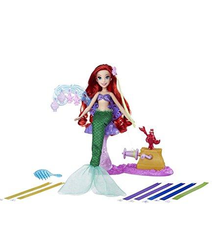 リトル・マーメイド アリエル ディズニープリンセス 人魚姫 【送料無料】Disney Princess Ariel's Royal Ribbon Salonリトル・マーメイド アリエル ディズニープリンセス 人魚姫