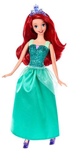 リトル・マーメイド アリエル ディズニープリンセス 人魚姫 BBM22 【送料無料】Disney Princess Sparkling Princess Ariel Dollリトル・マーメイド アリエル ディズニープリンセス 人魚姫 BBM22