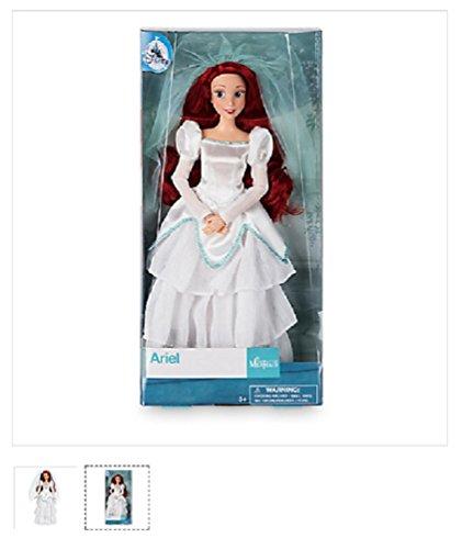 リトル・マーメイド アリエル ディズニープリンセス 人魚姫 TRTAZ11A 【送料無料】ARIEL Little Mermaid Wedding Classic Doll - 11 1/2''リトル・マーメイド アリエル ディズニープリンセス 人魚姫 TRTAZ11A