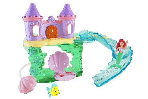 リトル・マーメイド アリエル ディズニープリンセス 人魚姫 N5371 Disney Princess Ariel Bath Castleリトル・マーメイド アリエル ディズニープリンセス 人魚姫 N5371