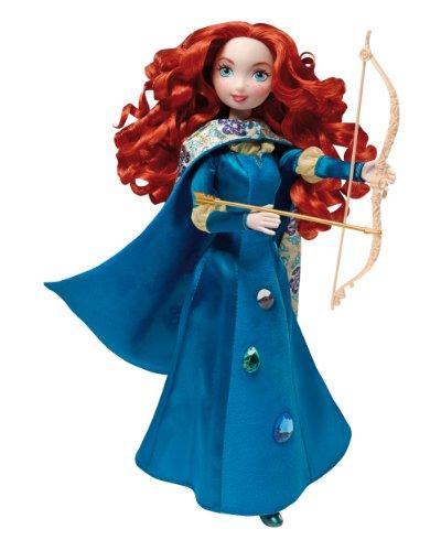 メリダとおそろしの森 メリダ ブレイブ ディズニープリンセス X4005 【送料無料】Disney/Pixar Brave Gem Styling Merida Dollメリダとおそろしの森 メリダ ブレイブ ディズニープリンセス X4005