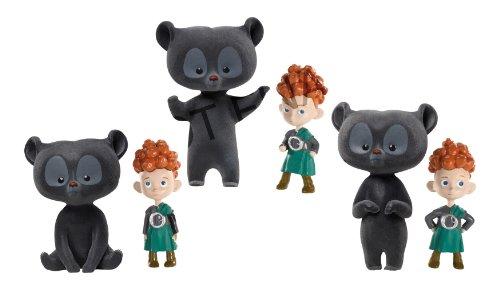 メリダとおそろしの森 メリダ ブレイブ ディズニープリンセス V1813 Disney/Pixar Brave Transforming Triplets Dollsメリダとおそろしの森 メリダ ブレイブ ディズニープリンセス V1813