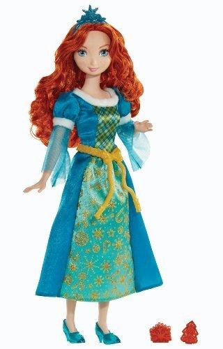 メリダとおそろしの森 メリダ ブレイブ ディズニープリンセス BDJ16 【送料無料】Disney Princess Seasonal Sweets Merida Dollメリダとおそろしの森 メリダ ブレイブ ディズニープリンセス BDJ16