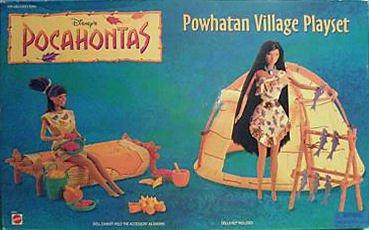 ポカホンタス ディズニープリンセス Disney Pocahontas Spirit of Love doll Giftset with BOTH John Smith and Pocahontas by Mattelポカホンタス ディズニープリンセス