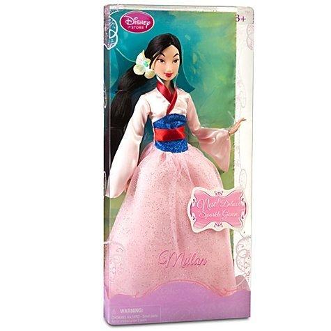 ムーラン 花木蘭 ディズニープリンセス 【送料無料】Disney Princess Mulan Doll 12''ムーラン 花木蘭 ディズニープリンセス