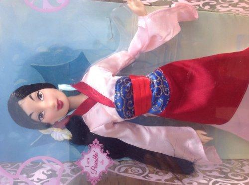 ムーラン 花木蘭 ディズニープリンセス Disney Princess Mulan Dollムーラン 花木蘭 ディズニープリンセス