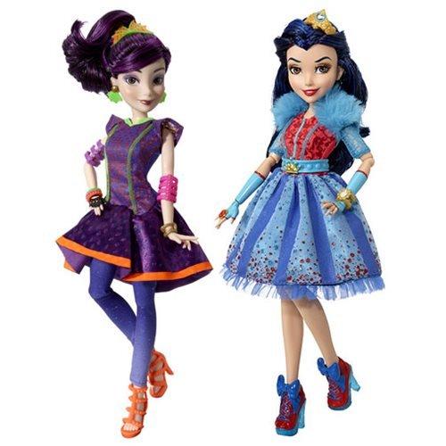 ディセンダント ヴィランズ ディズニーチャンネル Disney Descendants Neon Lights Feature Dolls Set of 2ディセンダント ヴィランズ ディズニーチャンネル