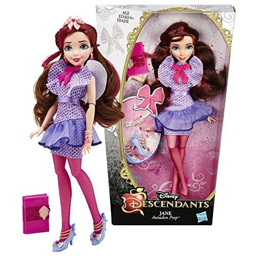 ディセンダント ヴィランズ ディズニーチャンネル Disney Year 2014 Descendants Series 12 Inch Doll - Auradon Prep Daughter of Fairy Godmother JANE with Earrings, Bracelet, Hairband and Locketディセンダント ヴィランズ ディズニーチャンネル