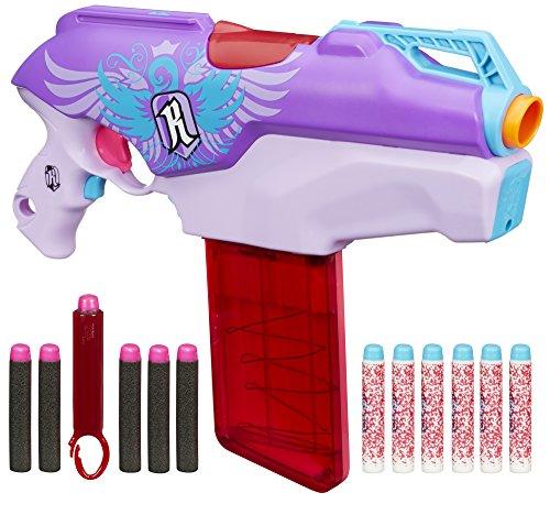 ナーフ ナーフレベル アメリカ 直輸入 女の子 A8920 Nerf Rebelle Rapid Blaster (Red)ナーフ ナーフレベル アメリカ 直輸入 女の子 A8920