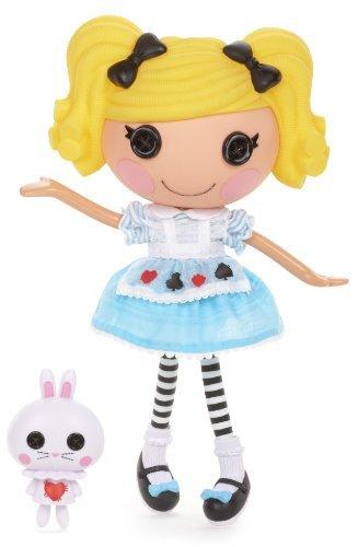ララループシー 人形 ドール Lalaloopsy Alice in Lalaloopsyland Doll by Lalaloopsyララループシー 人形 ドール