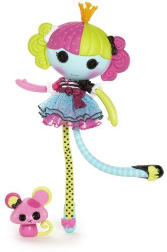 ララループシー 人形 ドール 520054 【送料無料】Lalaloopsy Lala Oopsie Doll, Princess Saffron, Largeララループシー 人形 ドール 520054