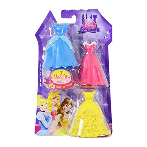 シンデレラ ディズニープリンセス X9422 【送料無料】Disney Princess Little Kingdom 3 MagiClip Fashions - Cinderellaシンデレラ ディズニープリンセス X9422