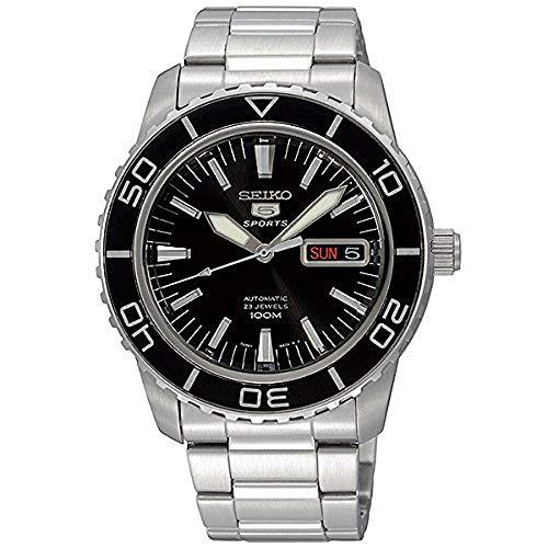 セイコー 腕時計 レディース SNZH55JC 【送料無料】Seiko 5 SPORTS Automatic MADE IN JAPAN waterproof 330 feet Watch [SNZH55J1]セイコー 腕時計 レディース SNZH55JC