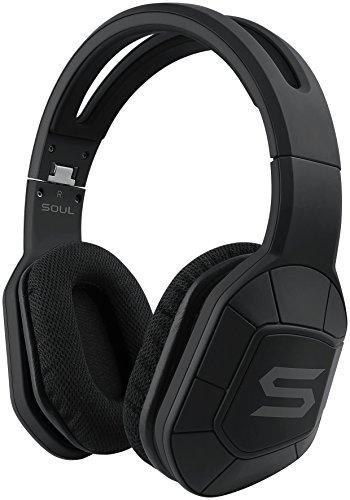 海外輸入ヘッドホン ヘッドフォン イヤホン 海外 輸入 SC21BK Soul Combat+ Ultimate Active Performance Over-Ear Headphones (Storm Black)海外輸入ヘッドホン ヘッドフォン イヤホン 海外 輸入 SC21BK