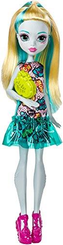 モンスターハイ 人形 ドール FJJ17 【送料無料】Monster High Lagoona Blue Dollモンスターハイ 人形 ドール FJJ17
