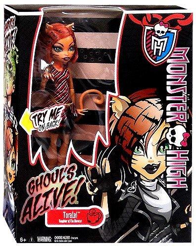 モンスターハイ 人形 ドール CBL25 Monster High Ghouls Alive DELUXE Doll Toraleiモンスターハイ 人形 ドール CBL25