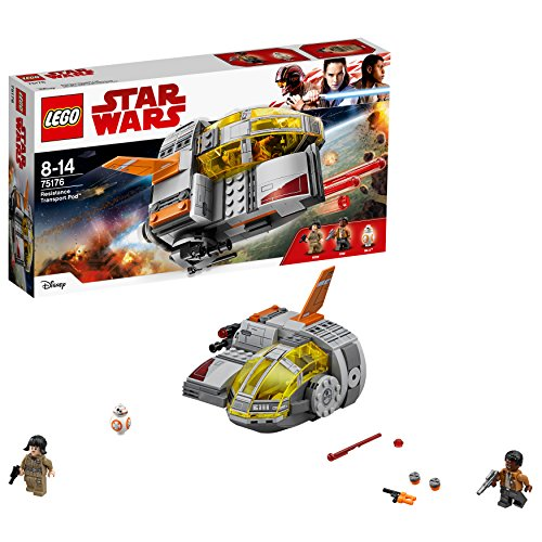 レゴ スターウォーズ 75176 LEGO Star Wars Episode VIII: Resistance Transport Pod Costruzioniレゴ スターウォーズ 75176