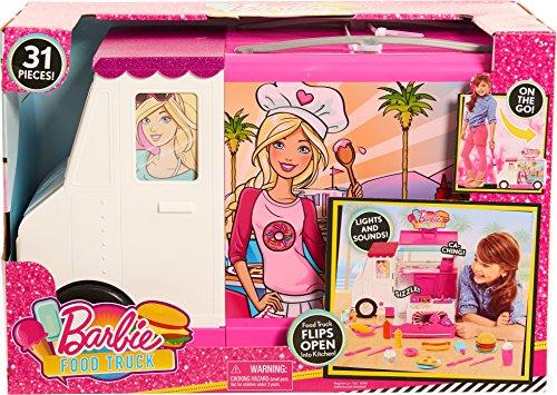 バービー バービー人形 日本未発売 プレイセット アクセサリ 61565 Barbie Food Truckバービー バービー人形 日本未発売 プレイセット アクセサリ 61565