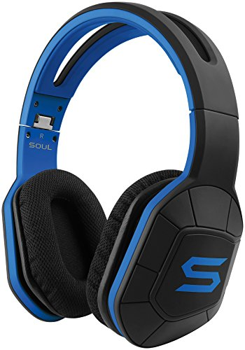 海外輸入ヘッドホン ヘッドフォン イヤホン 海外 輸入 40704 Soul Combat+ Ultimate Active Performance Over-Ear Headphones (Electric Blue)海外輸入ヘッドホン ヘッドフォン イヤホン 海外 輸入 40704