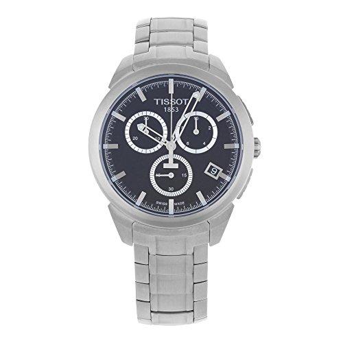 腕時計 ティソ メンズ Titanium 【送料無料】Tissot Watches Men's T069.417.44.051.00 Titanium Watch (Black)腕時計 ティソ メンズ Titanium