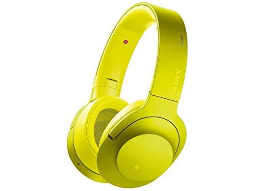 海外輸入ヘッドホン ヘッドフォン イヤホン 海外 輸入 MAIN-32263 Sony H.ear on Wireless Noise Cancelling Headphone, Lime Yellow (MDR100ABN/Y)海外輸入ヘッドホン ヘッドフォン イヤホン 海外 輸入 MAIN-32263