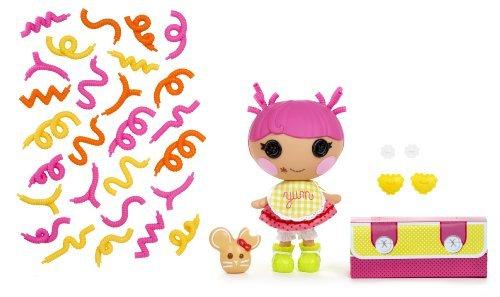 ララループシー 人形 ドール Lalaloopsy Littles Silly Hair Doll Sprinkle Spice Cookie by Lalaloopsyララループシー 人形 ドール