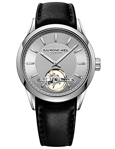 腕時計 レイモンドウィル メンズ スイスの高級腕時計 2780-STC-65001 【送料無料】Raymond Weil Men's 2780-STC-65001 Freelancer Analog Display Swiss Automatic Black Watch腕時計 レイモンドウィル メンズ スイスの高級腕時計 2780-STC-65001