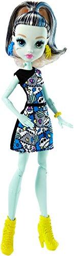 モンスターハイ 人形 ドール DMD46 【送料無料】Monster High Frankie Stein Dollモンスターハイ 人形 ドール DMD46