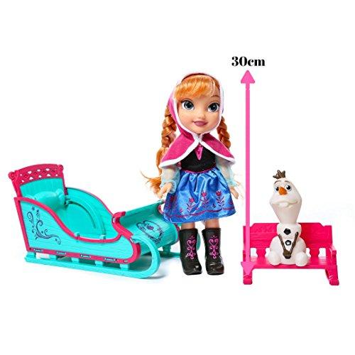アナと雪の女王 アナ雪 ディズニープリンセス フローズン B00H6QN4ZY Disney Frozen Anna and Sleigh - Anna's Frozen Adventureアナと雪の女王 アナ雪 ディズニープリンセス フローズン B00H6QN4ZY