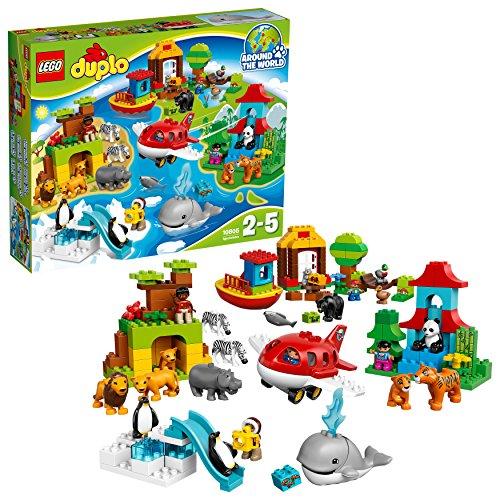 レゴ デュプロ 10805 LEGO (Duplo of The World Animal Round-The-World Set 10805レゴ デュプロ 10805