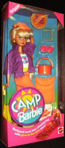 バービー バービー人形 チェルシー スキッパー ステイシー 11076 Barbie Camp SKIPPER DOLL w Color Change Hair & Accessories (1993)バービー バービー人形 チェルシー スキッパー ステイシー 11076