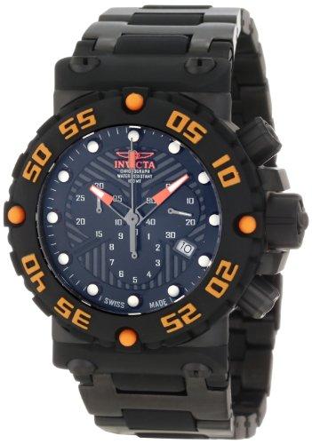 インヴィクタ インビクタ サブアクア 腕時計 メンズ 10047 Invicta Men's 10047 Subaqua Nitro Chronograph Black Dial Black Watchインヴィクタ インビクタ サブアクア 腕時計 メンズ 10047
