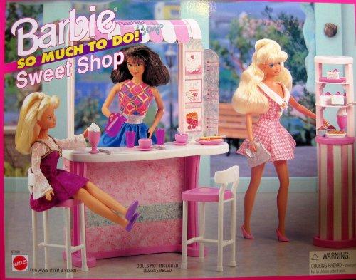 【高価値】 バービー バービー人形 日本未発売 プレイセット Do アクセサリ 67400 67400 Barbie So アクセサリ Much To Do Sweet Shop Playset (1995 Arcotoys, Mattel)バービー バービー人形 日本未発売 プレイセット アクセサリ 67400, ブランドステーション:2cfd7fd2 --- canoncity.azurewebsites.net