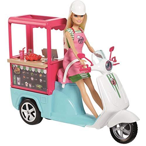 バービー バービー人形 日本未発売 プレイセット アクセサリ FHR08 【送料無料】Barbie Bistro Cart Playsetバービー バービー人形 日本未発売 プレイセット アクセサリ FHR08