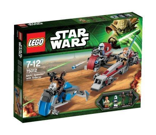 レゴ スターウォーズ Lego Starwars 75012 BARC Speeder with Sidecar Lego Star Warsレゴ スターウォーズ