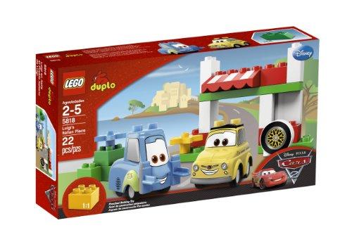 レゴ デュプロ 4611288 LEGO Cars 4611288 Luigi's Cars Italian Place 5818レゴ デュプロ デュプロ 4611288, COLORFUL CANDY STYLE:fdb58586 --- krianta.ru