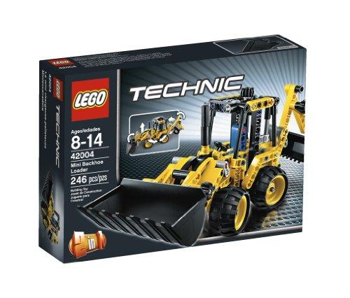 レゴ テクニックシリーズ 6024757 LEGO Technic 42004 Mini Backhoe Loaderレゴ テクニックシリーズ 6024757