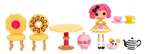 ララループシー 人形 ドール 534150 Lalaloopsy Mini Playset- Crumbs' Tea Partyララループシー 人形 ドール 534150