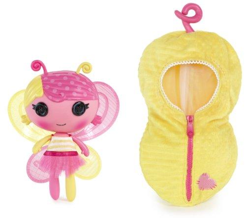 ララループシー 人形 ドール 520108 【送料無料】Lalaloopsy Littles Lala Oopsie Doll, Fairy Daffodilララループシー 人形 ドール 520108